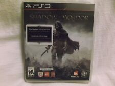 Middle-earth Shadow of Mordor [ Launch Edition W/ Bonus DLC ] (PS3) NEW