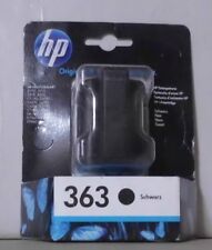 Original HP 363 black C8721EE für Photosmart 3110 3210 3310 8250 C5180 C6180 OVP