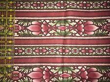 Hidden Garden Border Stripe Quilt, Sew, Fabric By Jinny Beyer for Rjr Fabrics