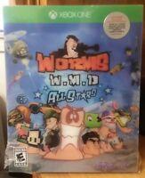 Worms W.M.D All Stars Microsoft Xbox One - New!!!