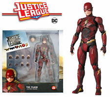 Mafex NO 058 The Flash DC Comics Justice League Action Figures Medicom KO Toy