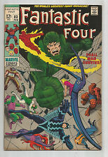 FANTASTIC FOUR (V1) #83: Silver Age Grade 9.0 Featuring The Inhumans!!
