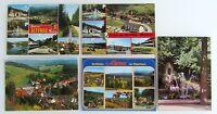 5 x ALTENAU Oberharz Harz Postkarten Ansichtskarten Lot ungelaufen ab ~1970