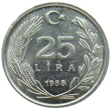 (Z95) - Türkei Turkey - 1, 5, 10, 25, 50, 100, 250, 500, 1000, 2500, 5000 Lira