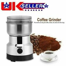 Electric Coffee Grinder Machine Blade Blender for Whole Bean Nut Spice Herb Mill