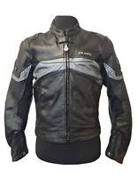 Hein Gericke Pro Sports Motorcycle Jacket Size Large 44 Chest