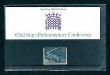 1975 GB Parliament. IPU Presentation Pack. SG 988