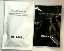 Chanel Volume Curl Lash Mascara 10 Noir & Nourishing Strengthening Lash Base
