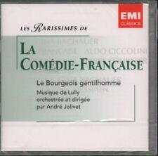 Comedie Francaise(CD Album)Rarissimes: Le Bourgeois Gentilhomme-New