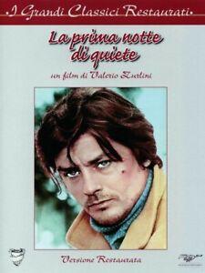 LA PRIMA NOTTE DI QUIETE (1972) di Valerio Zurlini dvd nuovo!