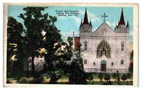1920s Chapel & Grounds, Spring Hill College, Mobile, AL Postcard *4S