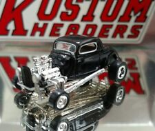 VINTAGE 1934 FORD COUPE STREET ROD 1/64 ADULT COLLECTIBLE