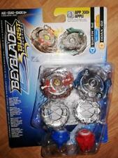 Beyblade Burst 2 pack Odax and Surtr Dual Pack Hasbro Tomy New