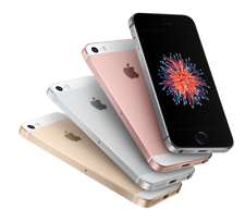 Apple iPhone SE 128GB-todas As Cores! & Gsm Cdma Desbloqueado!!! Novo em folha!