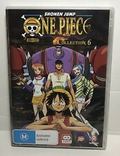 One Piece Uncut Collection 6 DVD Region-4