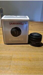 Samyang AF 35mm F2.8 UMC Full Frame Camera Lens for Sony
