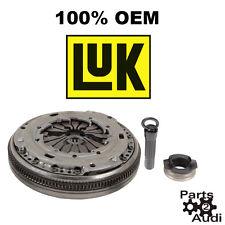 OEM LUK Clutch and Flywheel Kit w/ Dual Mass Flywheel fits Audi VW