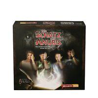 Das Haus Anubis : Brettspiel Der Schatz von Anubis - 14293