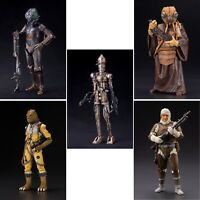 Star Wars Bounty Hunters ArtFX+ Statues by Kotobukiya BAF Boba Fett - Choose