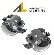 Mercedes W212 W216 W164 W204 Set of Front Left and Right Fog Lights AL O.E.M NEW
