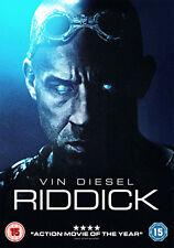 DVD:RIDDICK - NEW Region 2 UK