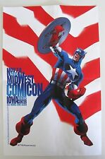 Steranko CAPTAIN AMERICA 2015 poster