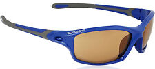 Swiss Eye Sportbrille *Grip* Blue Shiny/Dark Grey