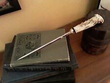 Phillip Bures Custom Handmade File Spike Dagger Fixed Blade Knife