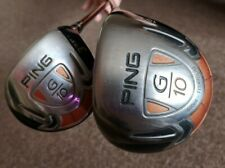 PING G10 DRIVER / 10.5° / REGULAR FLEX  PING TFC 129 SHAFT.  + 3 Wood.