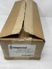 New Imperial Eastern Lever Type Tube Bender For 1 Od Tubing 364fha16