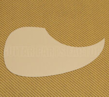 PG-0090-028 Light Cream Teardrop Acoustic Guitar Pickguard With Self Adhesive