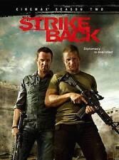 NEW GENUINE WB 4 DVD  STRIKE BACK SEASON TWO 2 FREE 1STCLS S&H