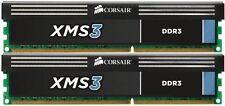 Corsair Xms Cmx8gx3m2a1333c9 Ram Module - 8 Gb (2 X 4 Gb) - Ddr3 Sdram 1333 Mhz