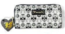 Disney World Loungefly Sugar Skull Wallet Coco Inspired from Pirates Caribbean