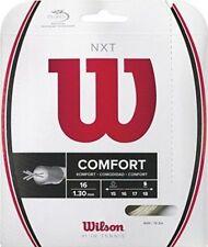 BRAND Wilson NXT 16 Tennis Racquet Racket String
