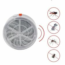 Mosquito Bug Zapper Solar UV Fly Flying Insects Moth Killer Car Camping Caravan