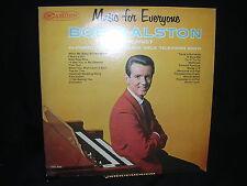 Bob Ralston Organist  Music For Everyone VG/VG