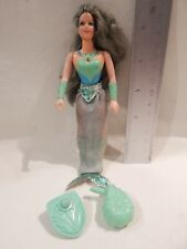 She-Ra Princess / Power He-Man MERMISTA Loose Near Complete (no comb)