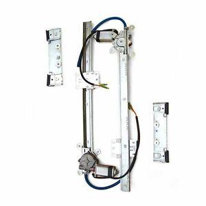 Early Nash Power Window Kit resto-mod BRAND NEW accessories bosch motors kustom