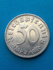 50 Reichspfennig 1943 J