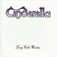 CINDERELLA Long Cold Winter CD BRAND NEW