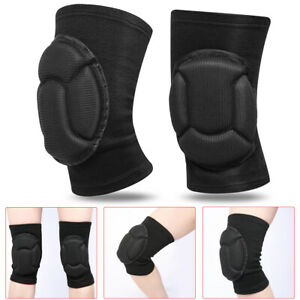 2 x Professional Knee Pads Leg Protector For Sport Work Flooring Construction