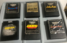 colecovision Pepper 2 Miner 2049er Lady Bug Mouse Trap Gorf Pitstop Pit Stop