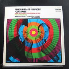 Reiner / Bartok - Music For Strings, Percussion And Celesta LP Mint- VICS-1620