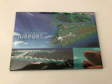 Hong Kong Stamp 1998, Chek Lap Kok airport stamp booklet