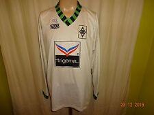 "Borussia Mönchengladbach asics Langarm Trikot 1992-1994 ""trigema"" Gr.XXL TOP"