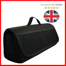 Car Boot Organiser Storage Bag Tools Boot Tidy Large to All Models Black x 1