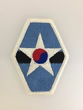 GENUINE America U.S. Army Combined Field Force Korea embroidered cloth patch