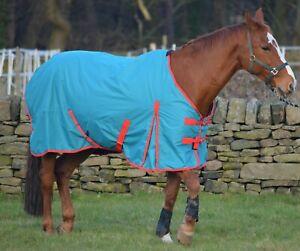 Turners Lightweight 100g Horse & Mini Shetland Pony Waterproof 600d Turnout Rug