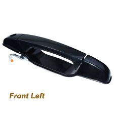 Outer Front Left Driver Side Door Handle For 07-13 CHEVROLET SILVERADO 25890216